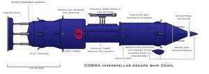 COBRA starship Coatl