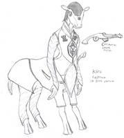Alien Captain by Imperator-Zor