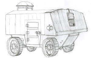 Cannon Wagon by Imperator-Zor