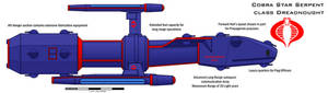Cobra Star Serpent class Dreadnought