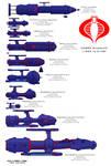 Cobra ships (1993 to 2158)