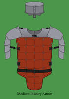 Medium infantry Armor by Imperator-Zor
