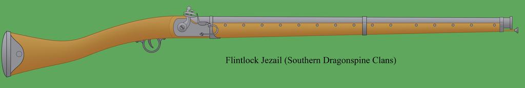 Flintlock Jezail by Imperator-Zor