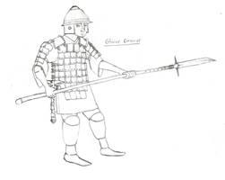 Glaive Conscript by Imperator-Zor