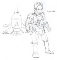 Cyberman by Imperator-Zor