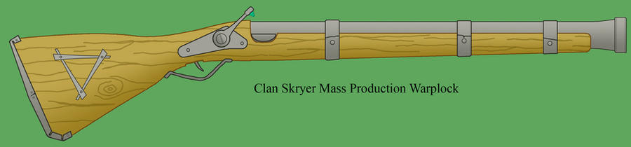 Mass Production Warplock