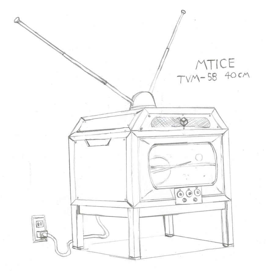 Television Set by Imperator-Zor