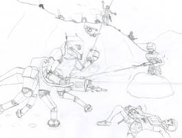 The Proliferator War by Imperator-Zor