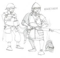 Alchemist Guild Knightcookers by Imperator-Zor