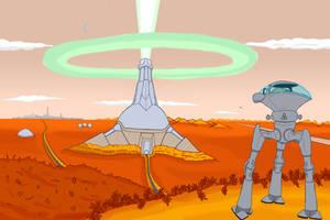The Martian Cannon