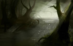 Random Swamp by Katie-Grace