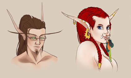 Wow Sketches by Katie-Grace