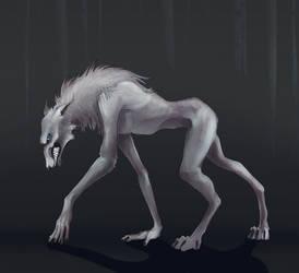 werewolf speed sketch