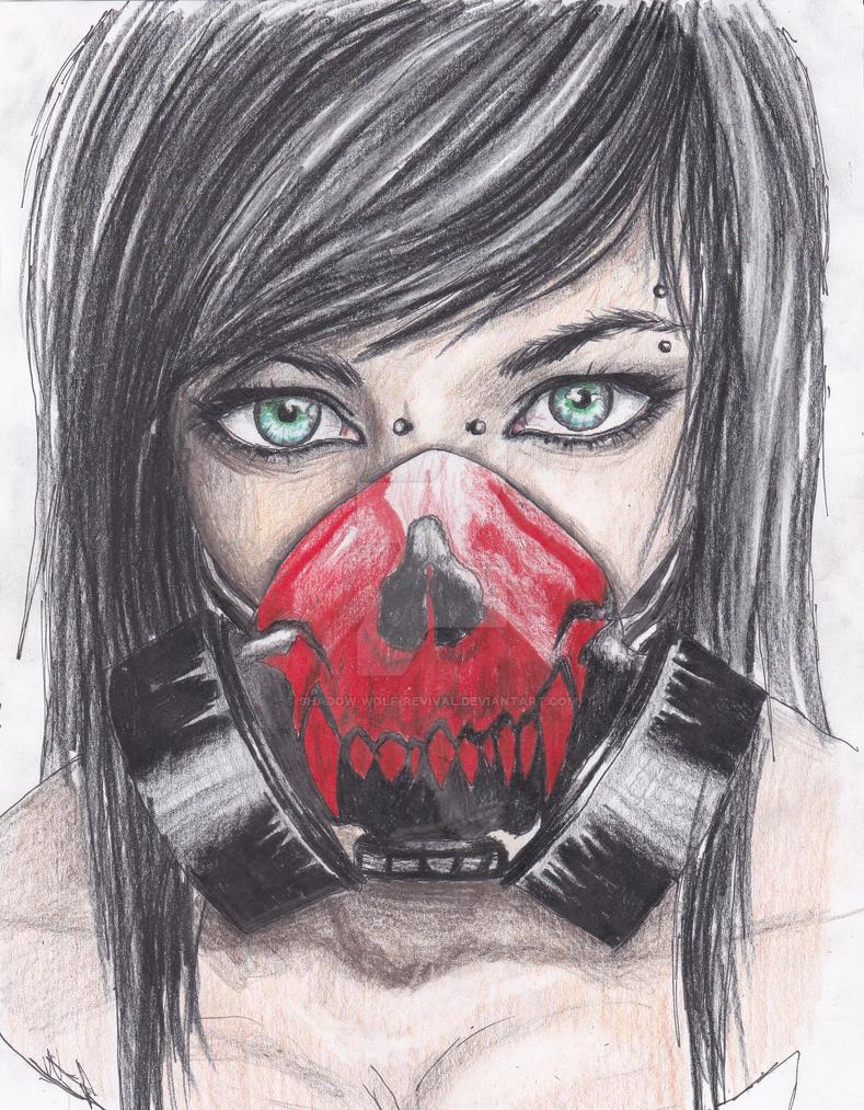 OC: Ellie Yenotov by shadow-wolf-revival