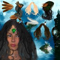 Fantasy Hair by FairyRealm30