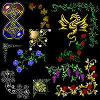 New Age Decos by FairyRealm by FairyRealm30