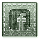SquareBadge E Facebook by TheGalleryOfEve