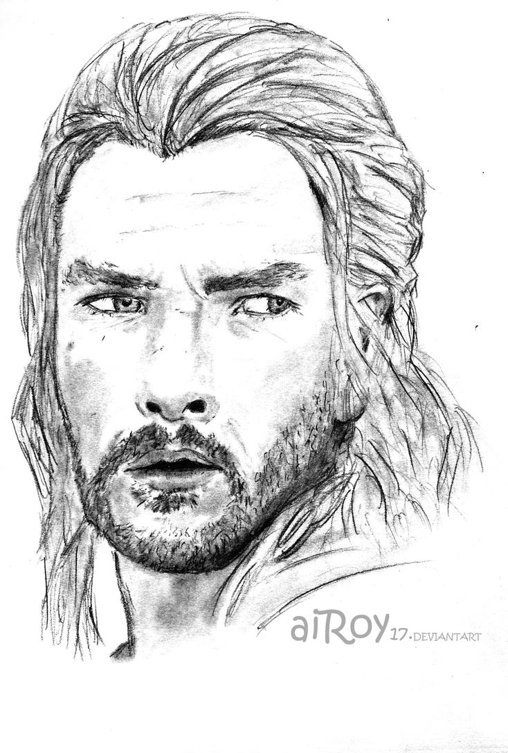 Thor - The Dark World by aiRoy17