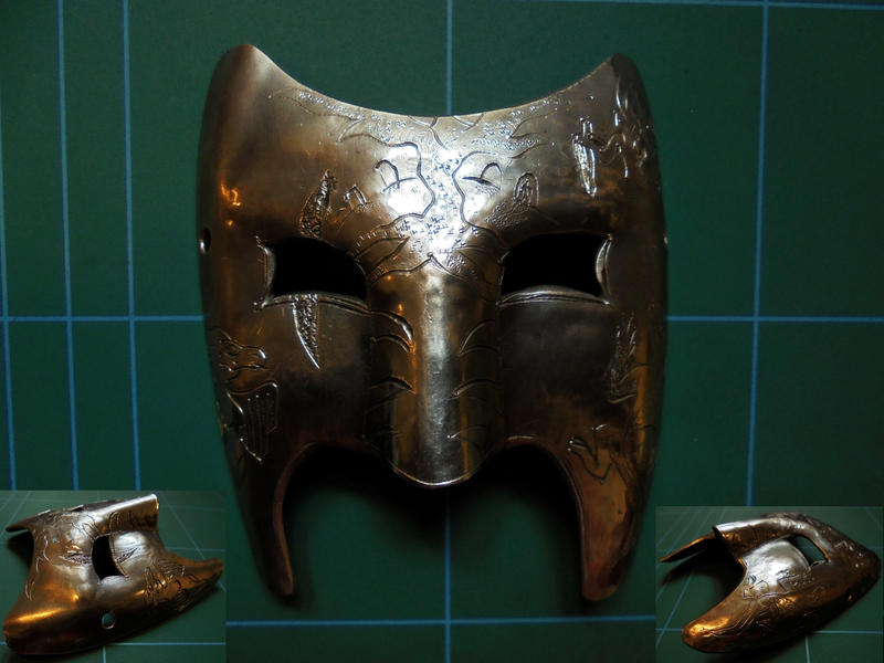 Shadow mask by JoeWere