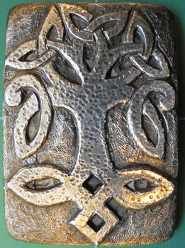 Tree of life engrave