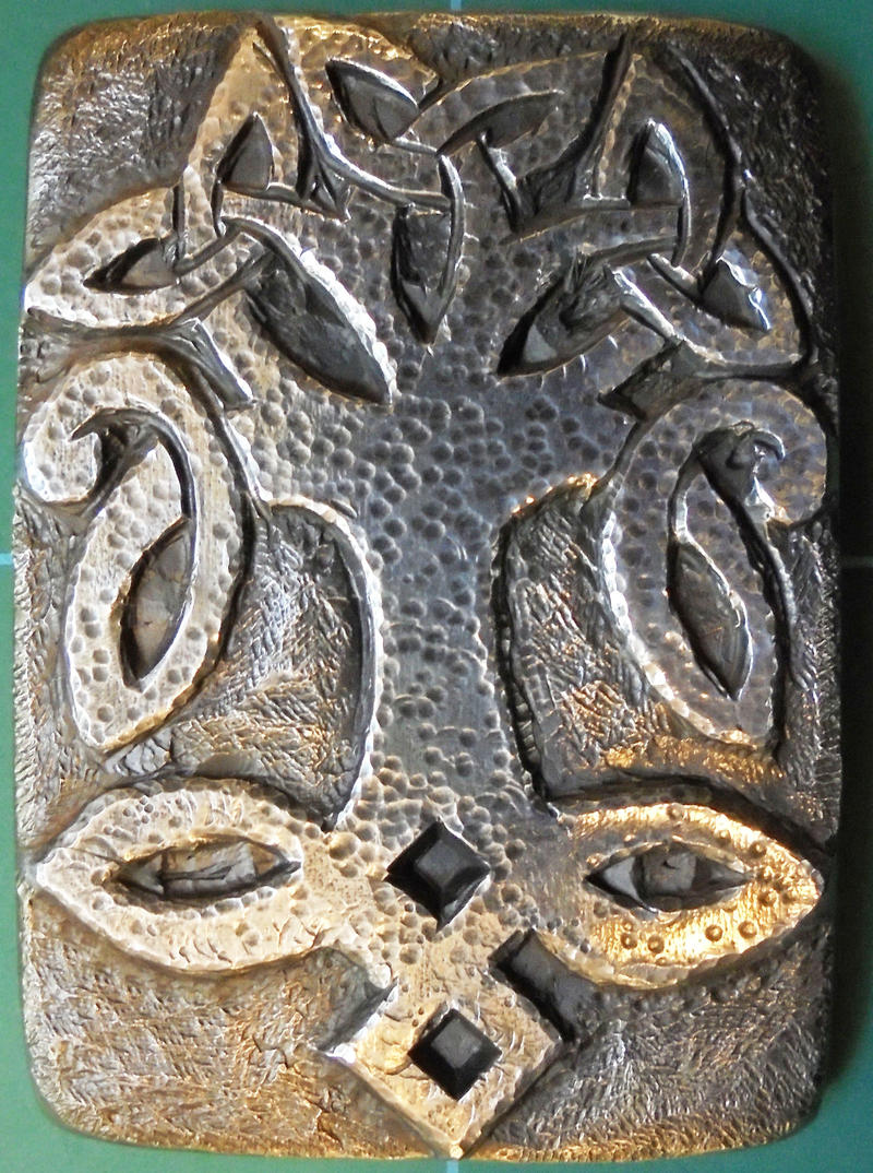 Tree of life engrave by JoeWere