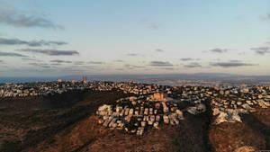 High Above My City