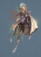 Grandia: Leen by shideh