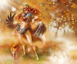 Terra: Autumn by shideh
