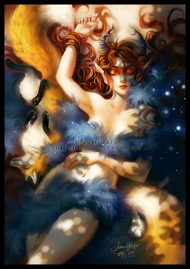 Terra: My Inner Universe by shideh