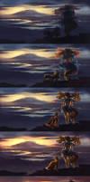 (Steps) Terra : Going Home