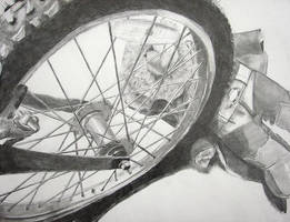 RISD bike by Enigmius