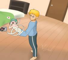 Midori Days (Wrong arm lol)