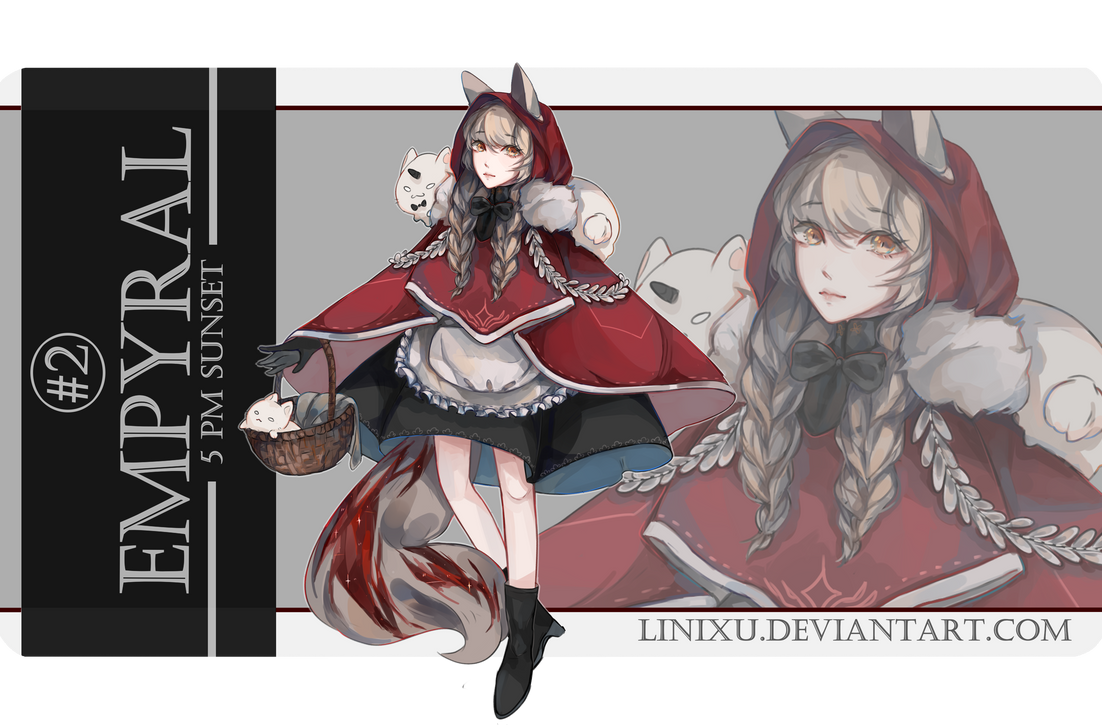 Auction - Empyral Adopt 2 [CLOSED] by Linixu