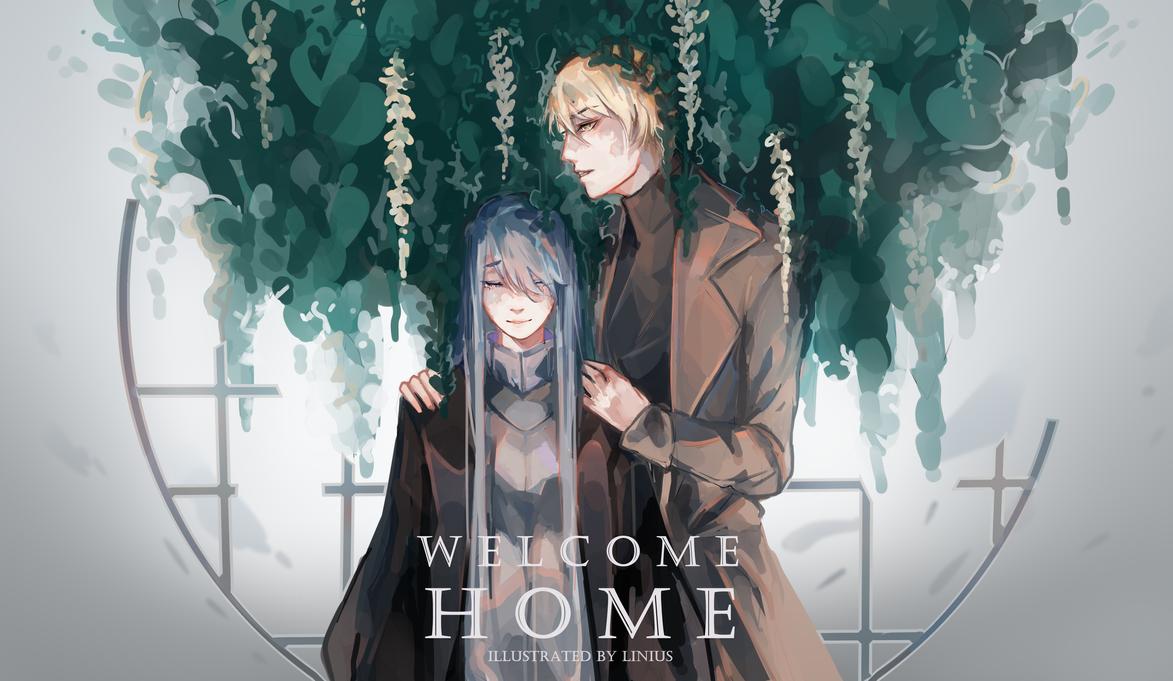 Welcome Home by Linixu