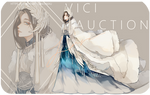 Winter Vici God Eater Auction [Closed]