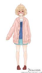 Kuriyama Mirai by Yumearu
