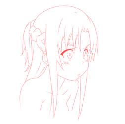 Asuna in progress