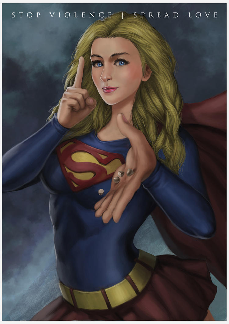 SuperGirl by rickyryan