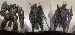 Knight Series 2 by rickyryan
