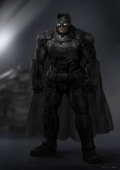 Batman Full Armor