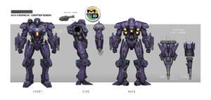 Concept Design Mech2