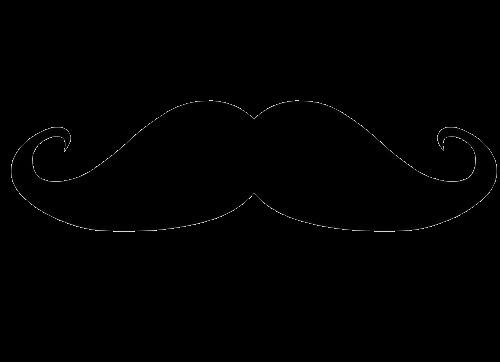 картинки для распечатки усы