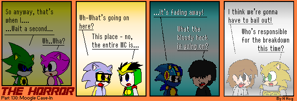 TH 130 - Moogle Cave-In by TheHorrorComic