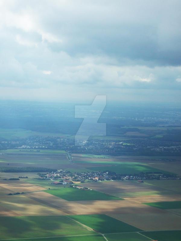 2011 Somewhere above Paris