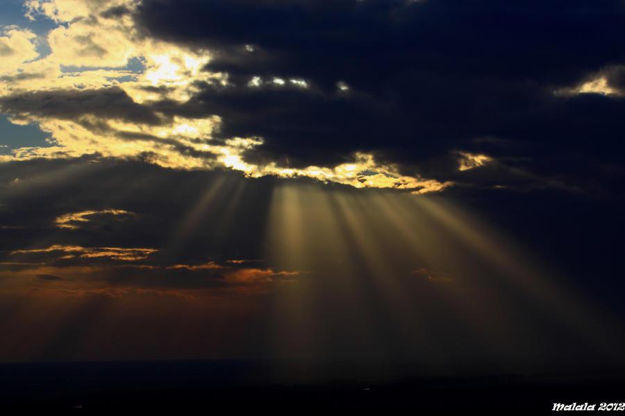 Dobrogea sky by malaladanila