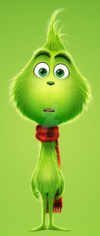 Young Grinch in 2018 by Yesenia62702