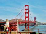 The Big Red Bridge