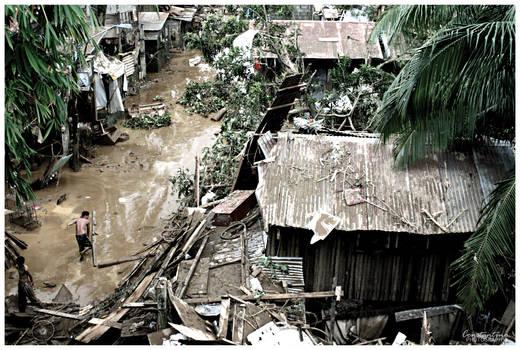 Manila Destroyed