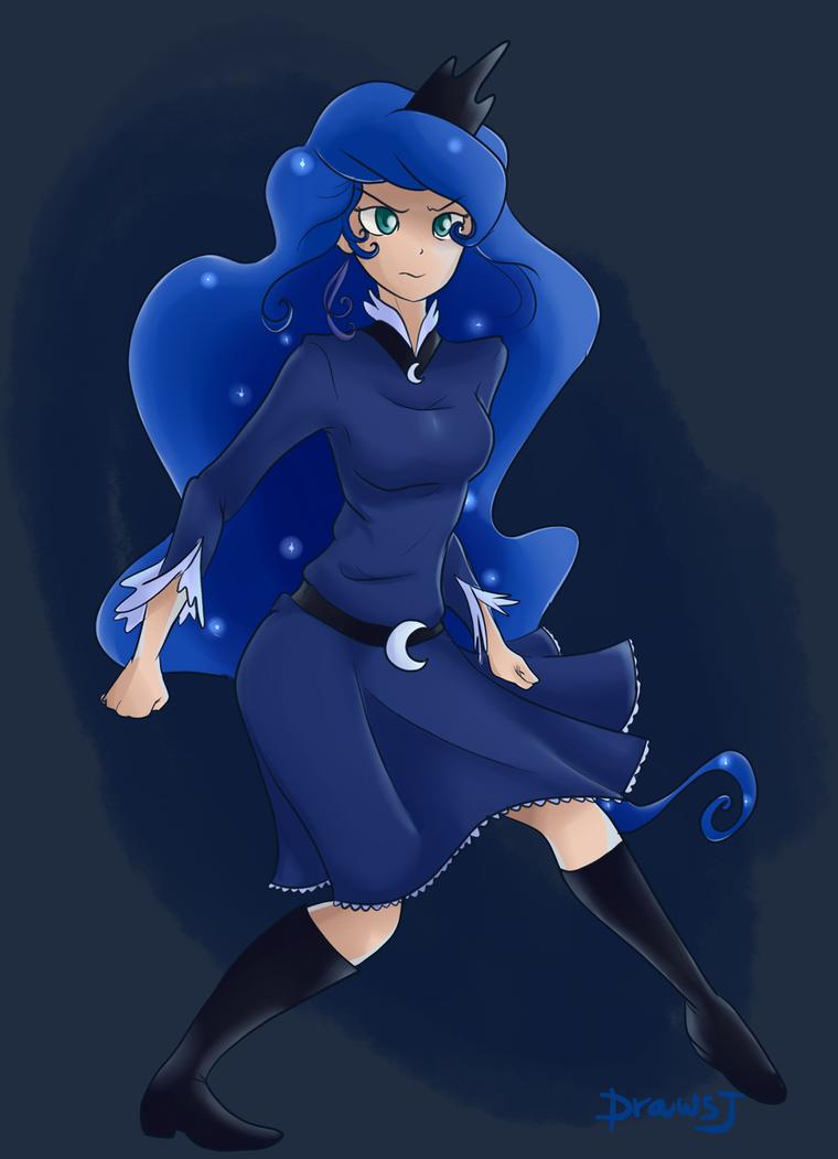 Princess of the Night. by drawsj