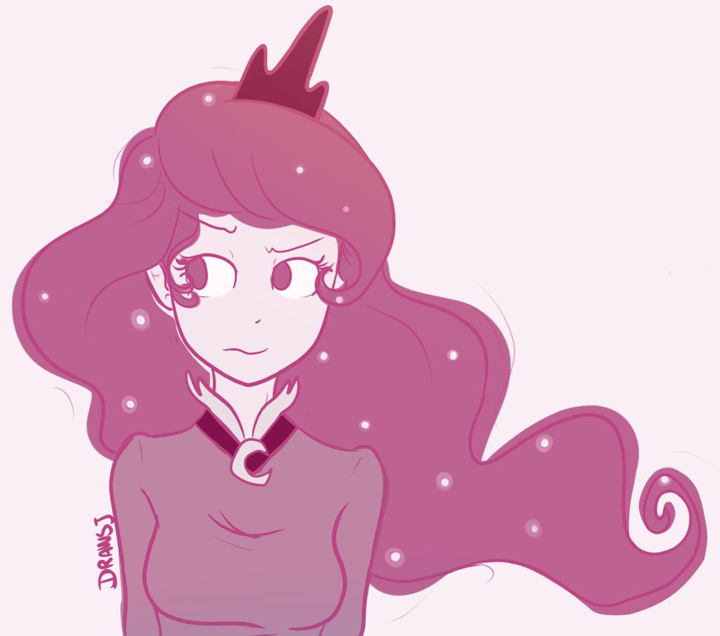 Pink. by drawsj